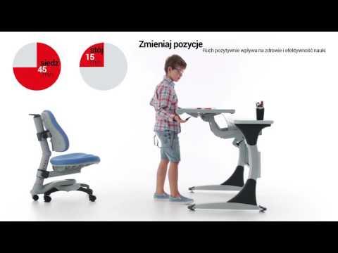 Парта  Harvard Comf-Pro KD-333 и кресло   Купить в ИМ Топик