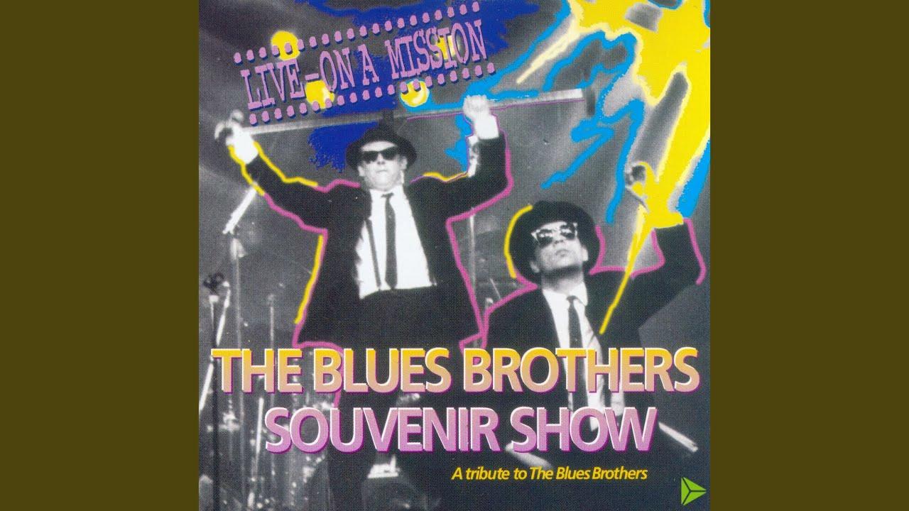 the blues brothers souvenir show