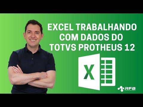 Excel - Trabalhando