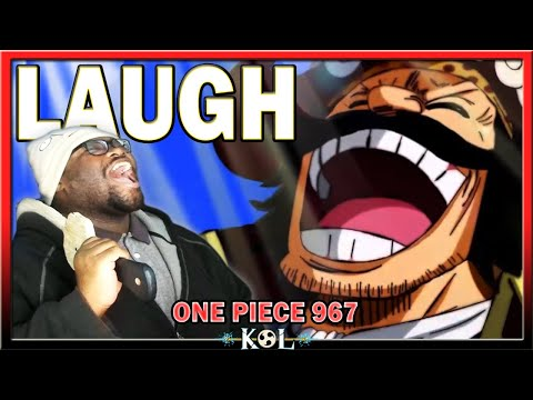 ROGER REACHES LAUGH TALE!   One Piece Manga Chapter 967 LIVE REACTION - ワンピース