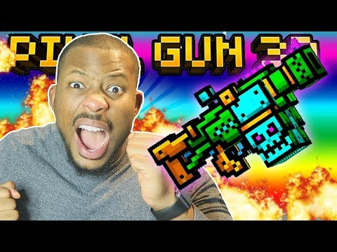 ADAMANT BOMBER DESTRUCTION!! | Pixel Gun 3D