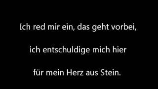 ▫Kay One - Herz aus Stein (Lyrics)▫