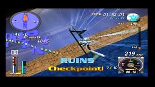 Sky Odyssey PS2 Gameplay