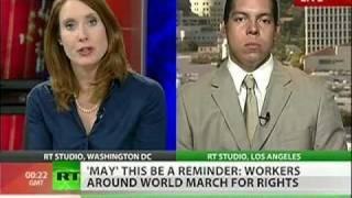 Gochez: US workers unite against bosses