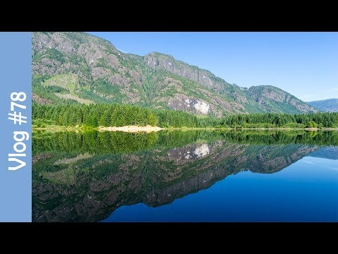 Camping in Strathcona Provincial Park: Buttle Lake Campground