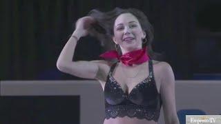 Elizaveta ( Liza ) Tuktamysheva / Елизавета Туктамышева / エリザベータ・トゥクタミシェワ Vancouver GPF EX 12/9/18
