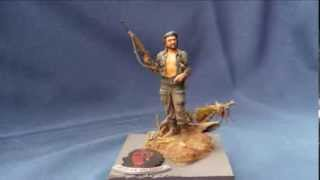 "Pegaso Models Ernesto ""Che"" Guevara in 54mm scale"