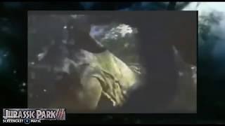 JP3 T.Rex Versus Spinosaurus Deleted Scenes compilation