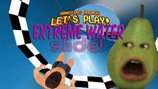 Pear Plays - Extreme Waterslide