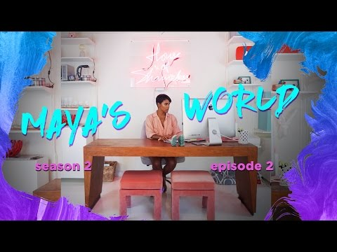 Dream Office Tour! Maya's World Vlog Season 2 Ep. 2