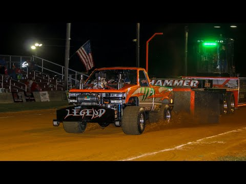 National Modified 4x4 Millers Tavern VA October 5 2018