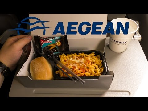 TRIP REPORT | Aegean Airlines Economy Class | A320 | VIE-ATH