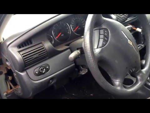 2005 Chrysler Sebring Fuse Box Location - YouTubeYouTube