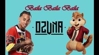 Ozuna - Baila Baila Baila (Alvín & Las Ardillas)
