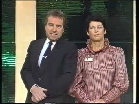 Wheel Of Fortune Hosted By Ernie Sigley 1983 (Part 1 Of 2)