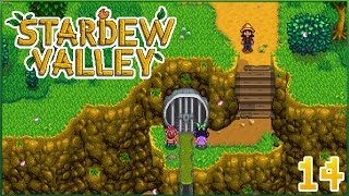 Don't Play in Sewers Kids!! || Stardew Valley - Episode #14