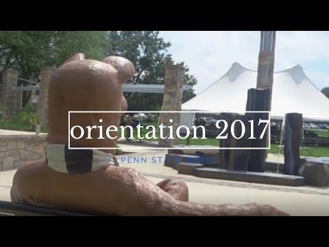 Orientation 2017.