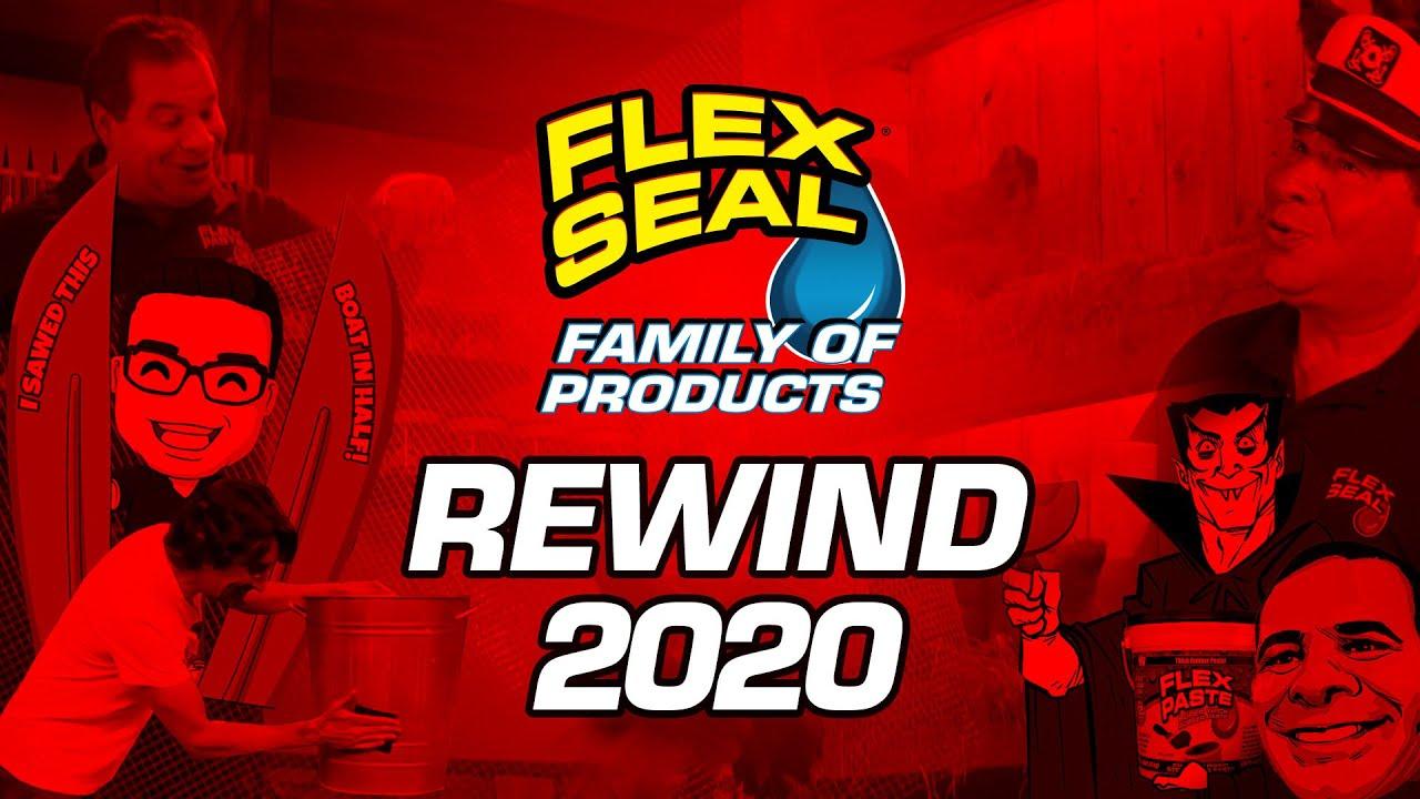 YouTube Rewind 2020: Flex Seal® Edition