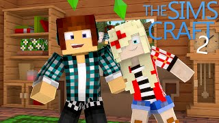 Minecraft : THE SIMS CRAFT 2 INTRO - ( NOVA SÉRIE )