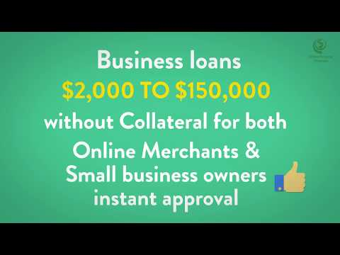 How to Get Small Business loans with Bad Credit & No Collateral 2018