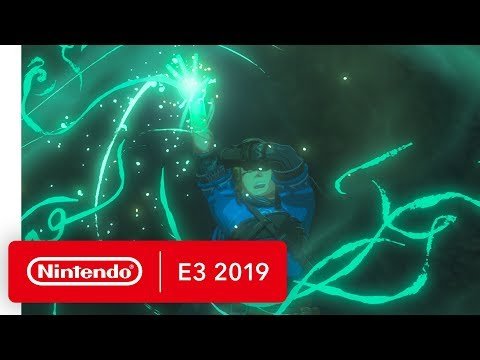 VIDEO: Sequel to The Legend of Zelda: Breath of the Wild - First Look Trailer - Nintendo E3 2019