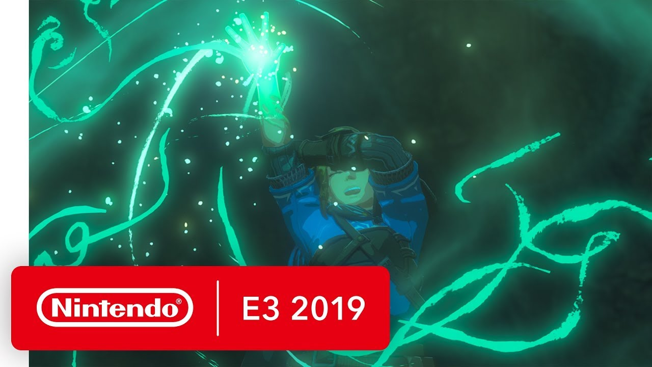 The Legend of Zelda Sequel to Breath of the Wild - Nintendo Direct Mars 2020