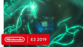 Download Sequel to The Legend of Zelda: Breath of the Wild - First Look Trailer - Nintendo E3 2019 Mp3 and Videos