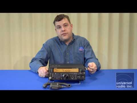 Universal Radio presents the Kenwood TS-590SG