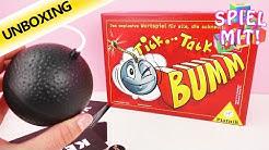 Wann platzt die Bombe? Das explosive Wortspiel | Tick Tack Boom Spiel | Demo