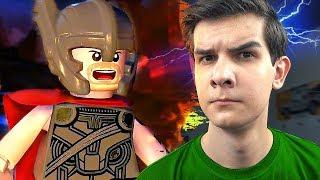 LEGO Marvel Super Heroes 2 - ОБЗОР ГЕЙМПЛЕЯ!