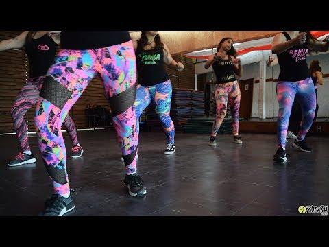 ZUMBA Pegaito al piso - La Tribu de Abrante & Orishas (Coreografía/Choreography)