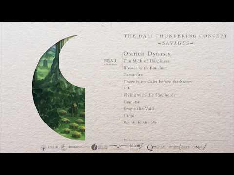 The Dali Thundering Concept - SAVAGES [Full Album]