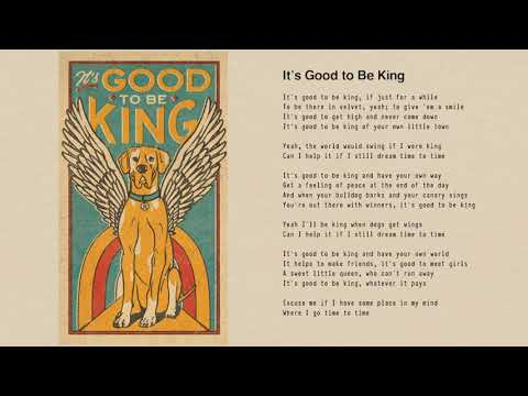Tom Petty - It's Good to be King (Official Lyric Video)