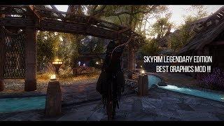 Skyrim Legendary Edition Ultra modded 2019
