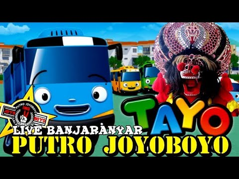 HEY TAYO VERSI JARANAN PUTRO JOYOBOYO 2018 LIVE BANJARANYAR