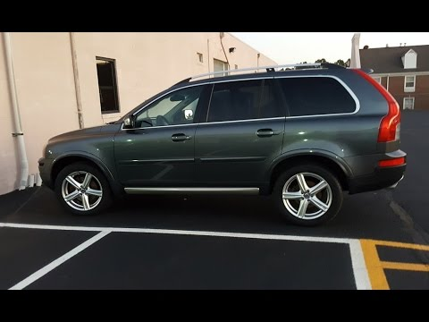 2007 volvo xc90 v8 sport walkaround start up tour and. Black Bedroom Furniture Sets. Home Design Ideas