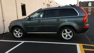 2007 Volvo XC90 V8 Sport Walkaround, Start up, Tour and Review