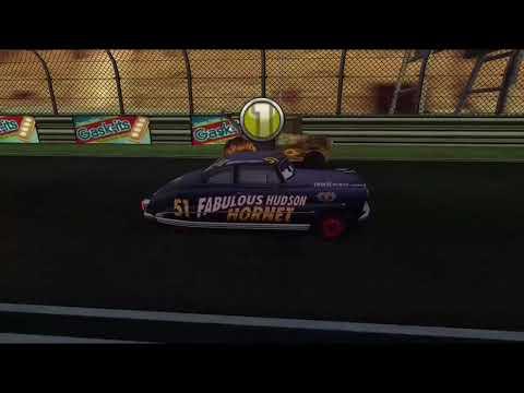 Cars Mater National | Doc Hudson - Stadium Race 3 |
