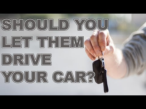 Can I be Responsible if I Let Someone Drive My Car? | Southern California Personal Injury Lawyer