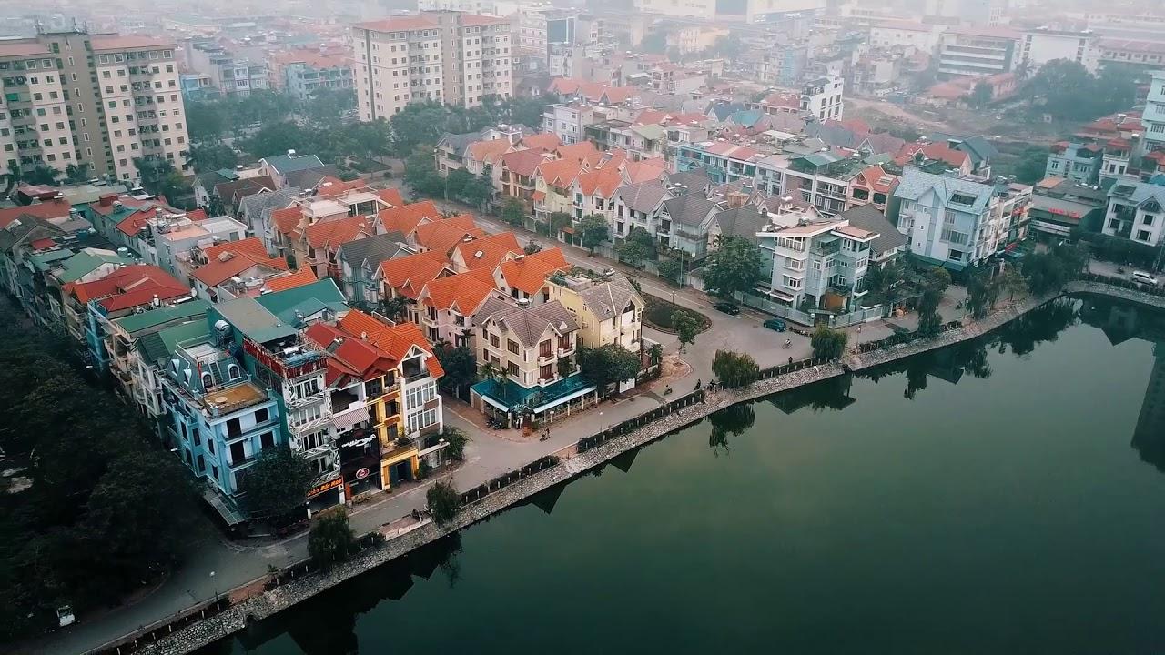 Dự án Chung cư New Skyline Văn Quán Hà Đông flycam Full HD