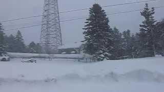 Bursa Uludağ Kar