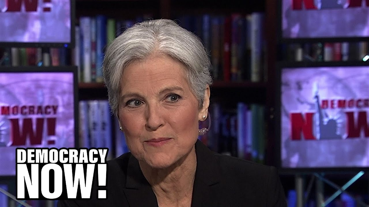exclusive green party s jill stein announces she is running for
