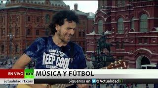 RT en Español tiene su propio himno para el Mundial de Rusia 2018