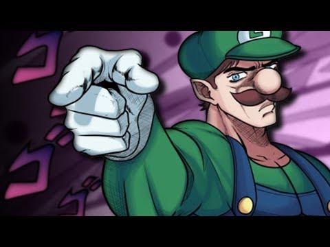 LUIGI THE WORST - Super Smash Bros. for Wii U