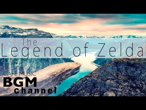 【The Legend of Zelda Jazz� Music Cover - Smooth Jazz & Bossa Nova Music for Work & Study