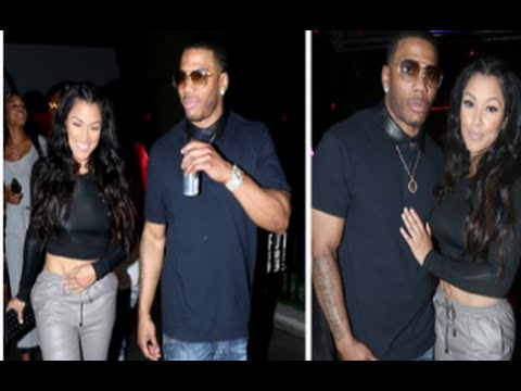 Rapper Nelly Finally Gets Engaged To Boxing Superstar Floyd Mayweather's Ex  Girlfriend