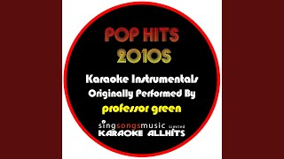 Read All About It (Originally Performed By Professor Green feat Emeli Sande) (Karaoke Audio...