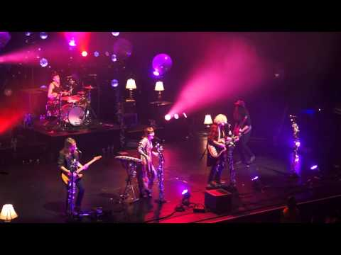 Lovely Cup - GROUPLOVE - Live at the Wiltern Theatre, Los Angeles - November 17, 2012