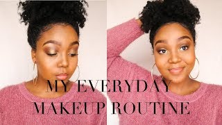MY EVERYDAY MAKEUP ROUTINE | SOUTH AFRICAN BEAUTY VLOGGER