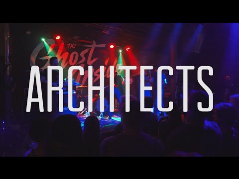 Architects (Full Set) at Underbelly, Jacksonville